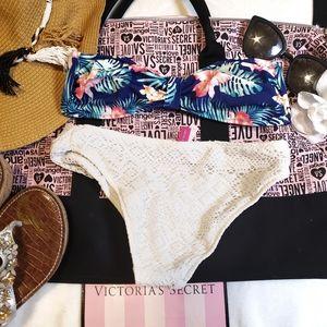 Victoria Secret Bikini Strapless xs